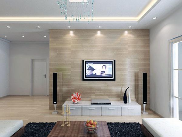 电视装修背景墙应如何选材好