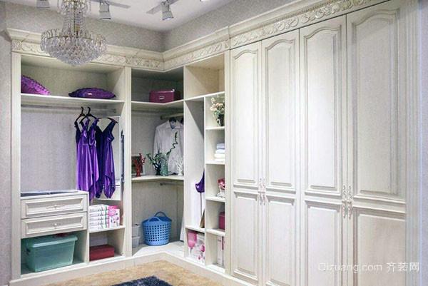 小户型衣帽间整体衣柜品牌