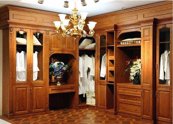 好的小户型衣帽间整体衣柜品牌