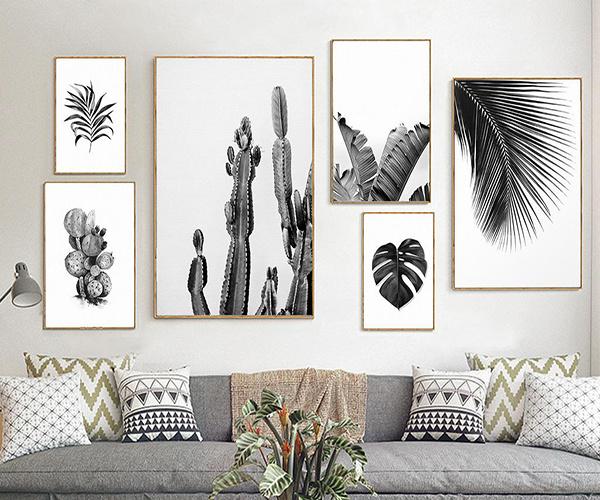 客厅装饰画的选择