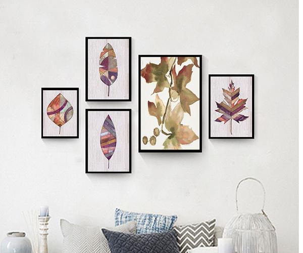 客厅装饰画的选择技巧