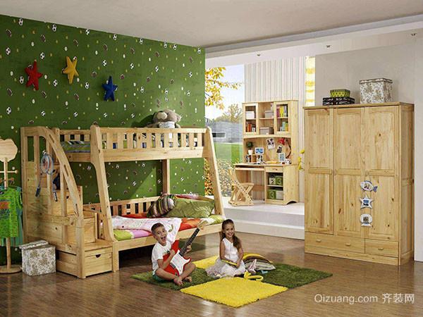 七彩人生儿童家具怎么样