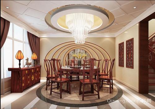 新中式别墅装饰设计形式