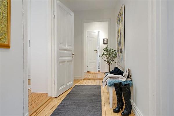 小户型遇到狭长门厅怎么设计 宜兴装修教你8招