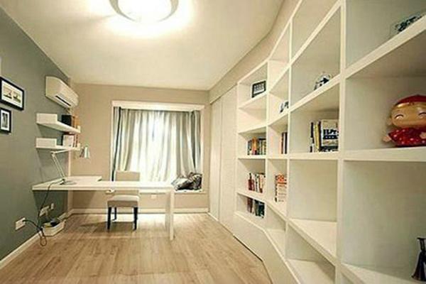开放式书房一