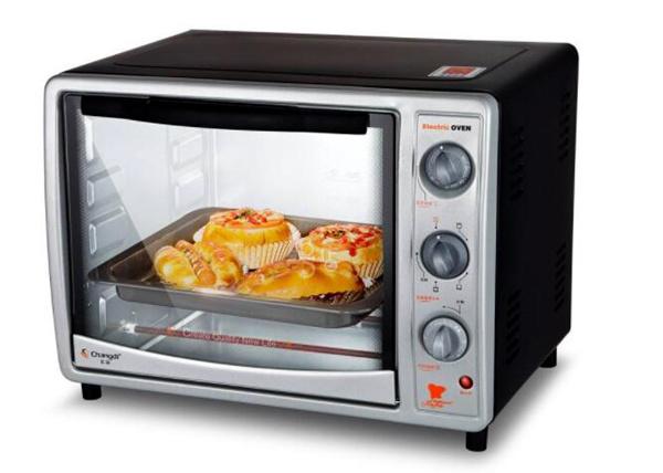 长帝烤箱使用