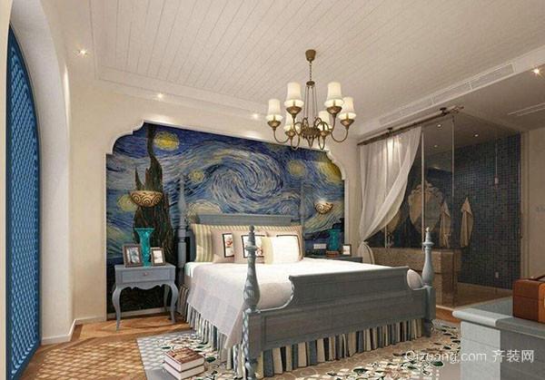 地中海风格卧室装修相关知识