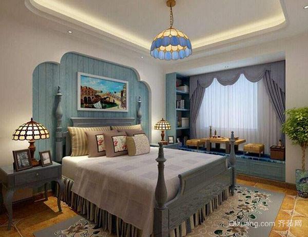 地中海风格卧室装修知识