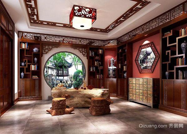 中式风格别墅装修知识