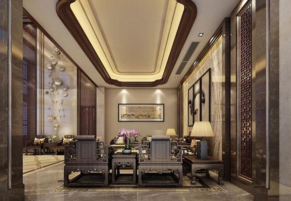 中式风格别墅装修