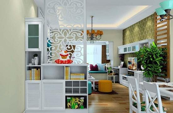 客厅隔断柜设计技巧 客厅隔断柜常见款式