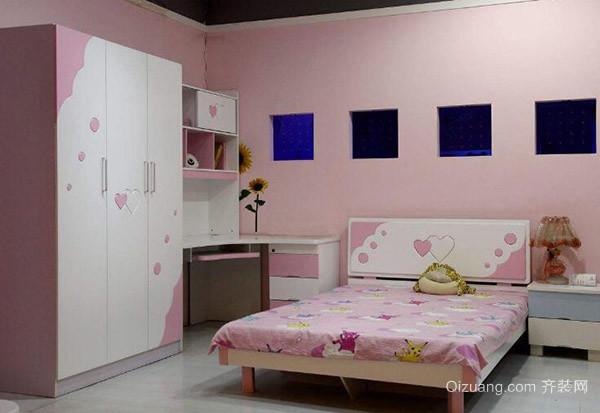 儿童房家具选择防范