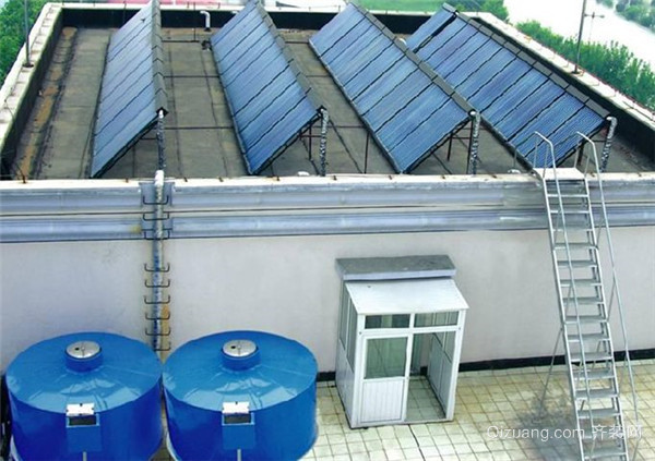 太阳能怎么取暖
