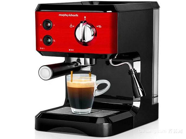 蒸汽咖啡机打奶泡技巧