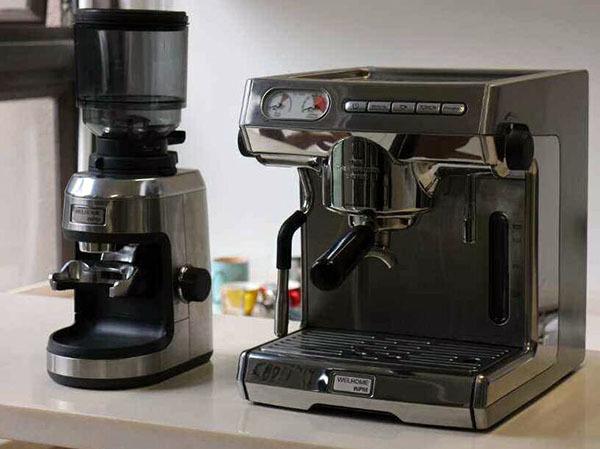 蒸汽咖啡机