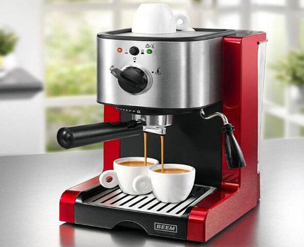 蒸汽咖啡机怎么用