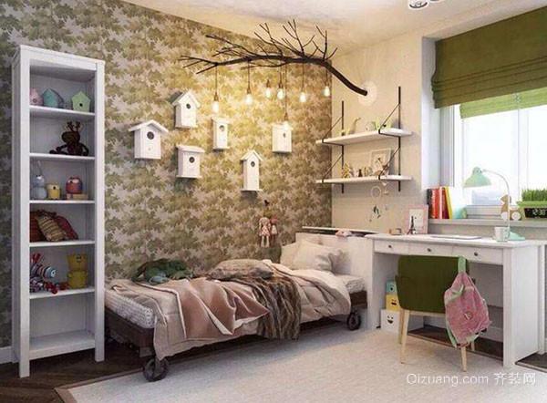 儿童房个性设计