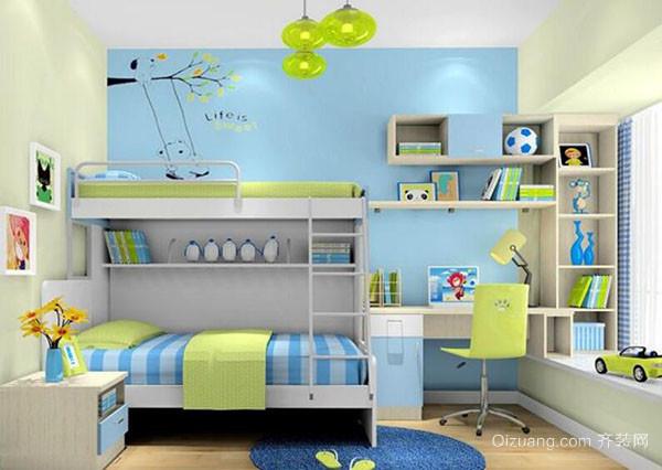 儿童房装修技巧分享