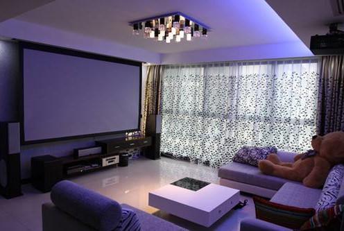 客厅用投影仪还是电视 投影仪可以当电视用吗 投影仪和电视哪个好