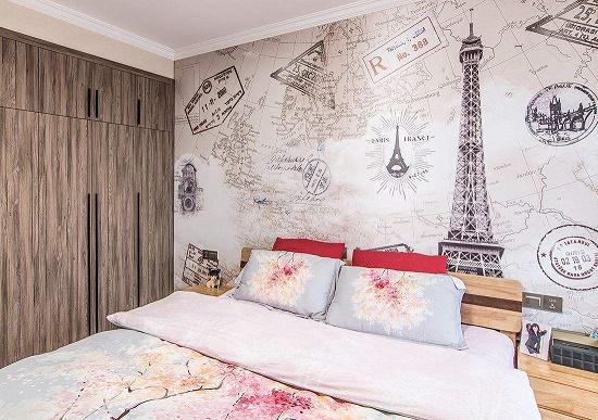 墙漆和墙纸哪个好?墙漆和墙纸的对比