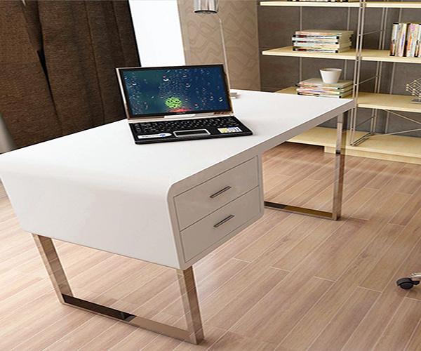 电脑桌颜色