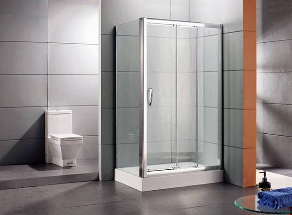 淋浴房玻璃门滑轮坏了