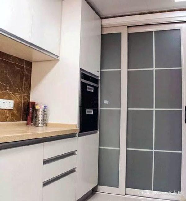 2018厨房新潮推拉门款式