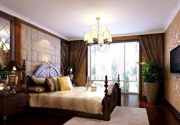 卧室吊灯风水