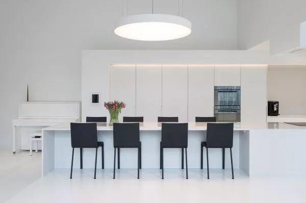 盘点2018极简风格客厅设计