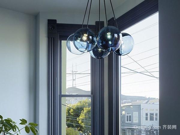 家居阳台灯装修位置
