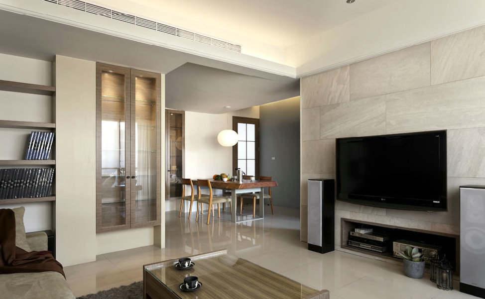 温岭60平米两室一厅装修