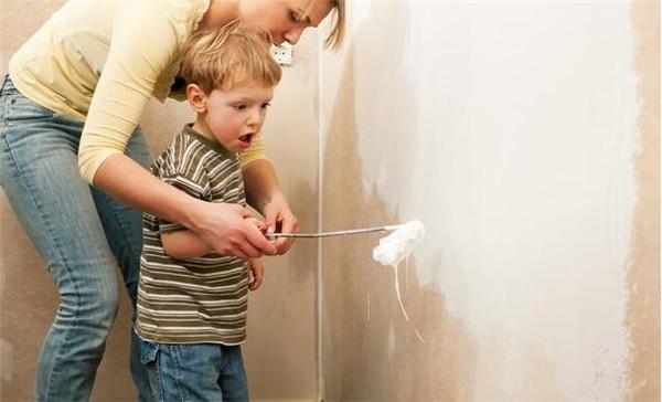 广汉装修公司分享家装油漆施工注意事项