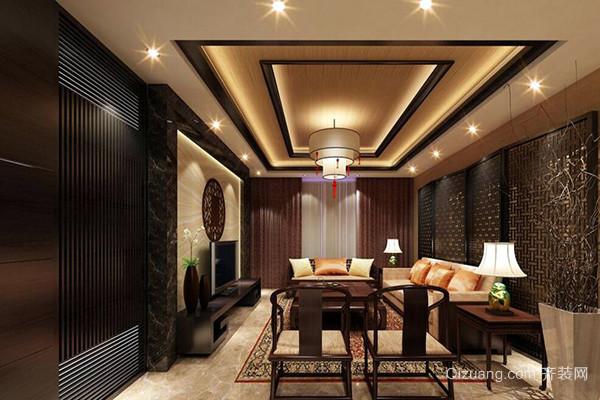 中式风格客厅吊顶注意事项