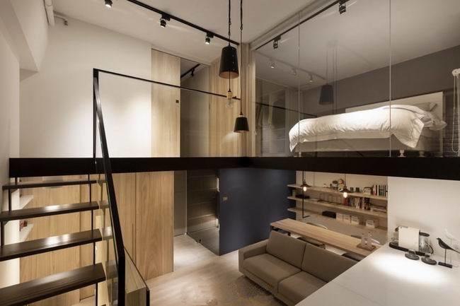 40平loft装修设计 40平loft装修技巧