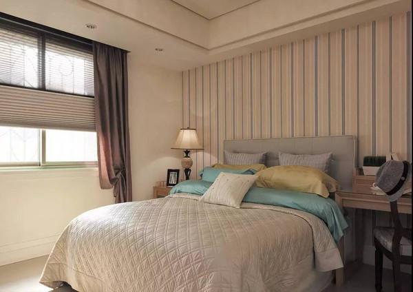 卧室装修刷漆好还事贴壁纸好