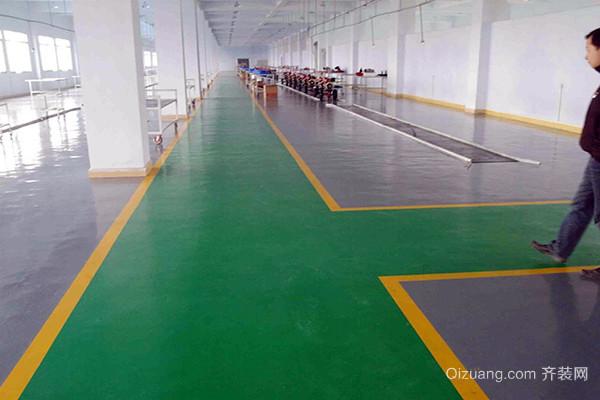 刷地坪漆优势有哪些