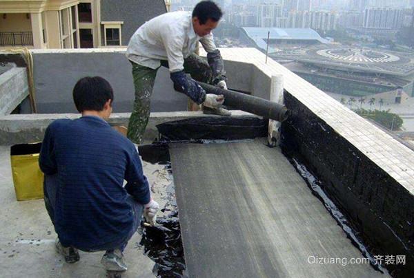阳台做防水步骤
