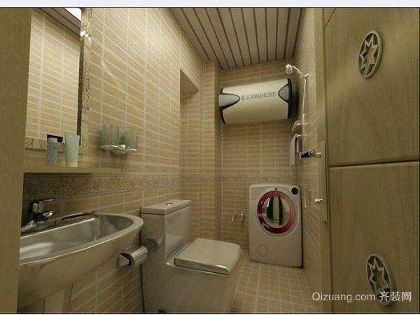 墙面做防水后贴砖不牢