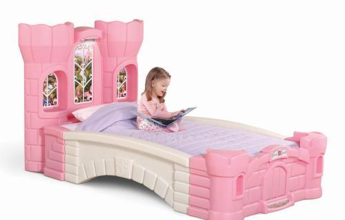 可爱的儿童床
