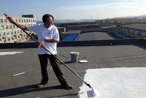中山房顶有什么方法隔热吗?志培邦专注厂房隔热、楼顶隔热-中山志培邦隔热防水材料