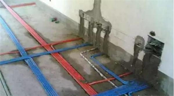 水电改造费用高 大理装修揭露水电改造9大猫腻