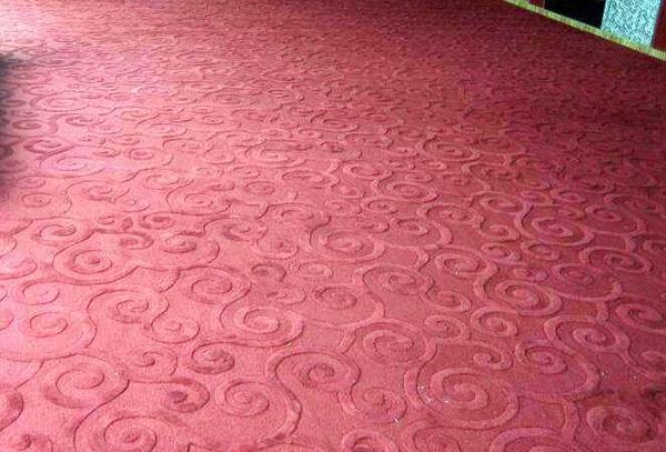 酒店地毯清洗有哪些注意事项