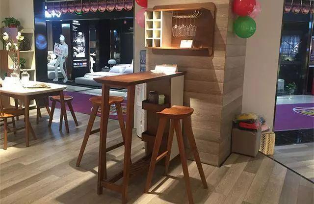 实用性超强的吧台桌,小户型家装的首选!