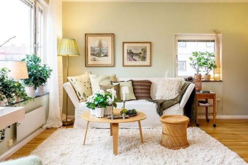 家庭客厅装修遵循的4大原则