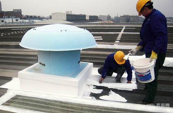 屋顶防水材料哪种好