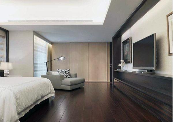 房间铺什么颜色地板好