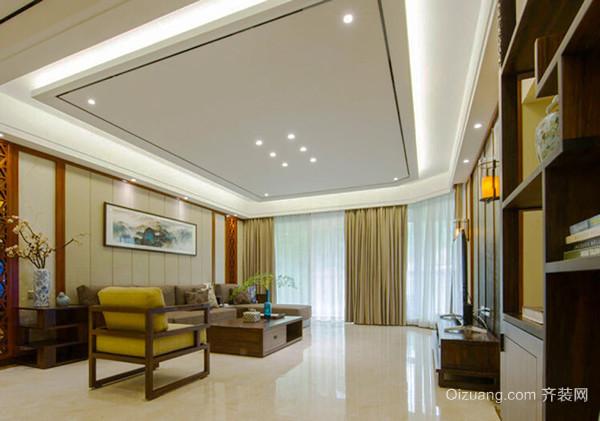 客厅吊顶造型