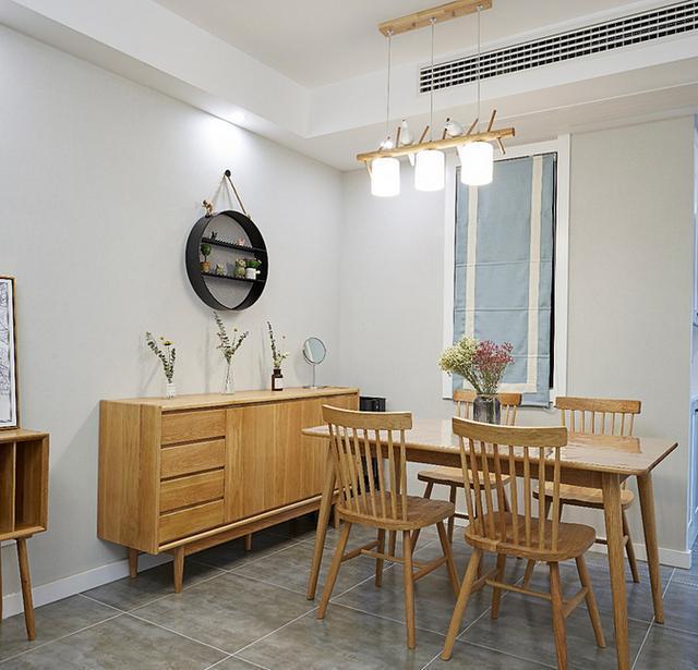 88㎡北欧风格新房装修 幸福的小家!