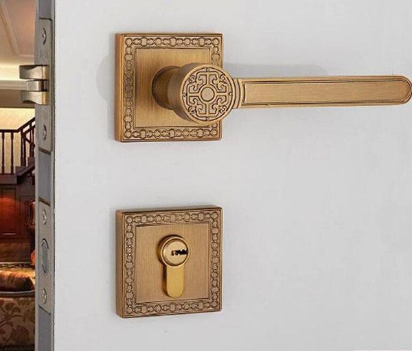 入户门锁怎样选购