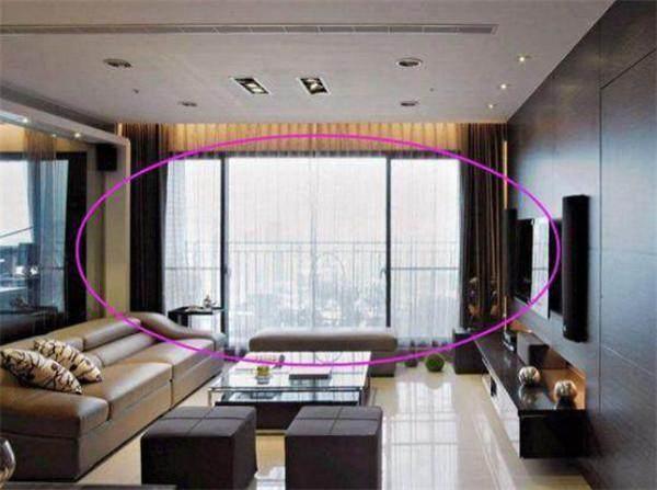 简析落地窗在整个室内空间中应用的利与弊